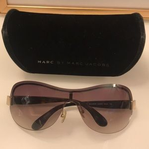 Shield Sunglasses by MARC JACOBS